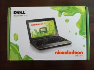Nickelodeon Netbook